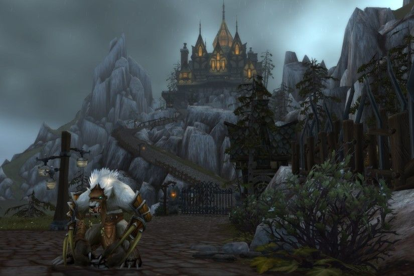 Gilneas Greymane Manor by WowImageHolder Gilneas Greymane Manor by  WowImageHolder