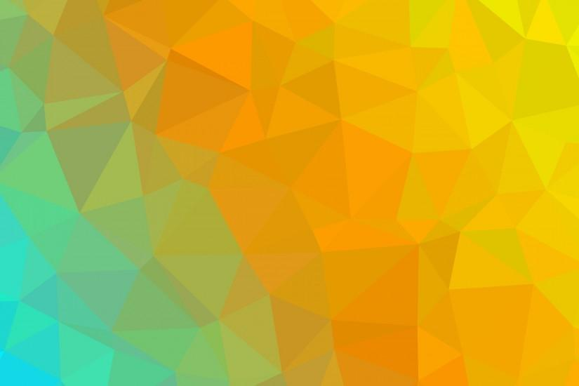 I'm a developer of PolyGen, an app for generating polygon wallpapers for  mobile devices. Here I'm experimenting with a larger canvas. Hope you like  it.