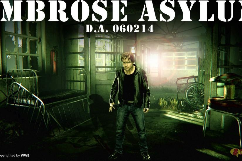Ambrose Asylum Wallpaper HD by Arunraj1791 on DeviantArt