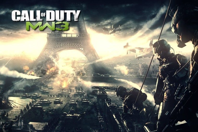 23 Call Of Duty: Modern Warfare 3 HD Wallpapers | Backgrounds