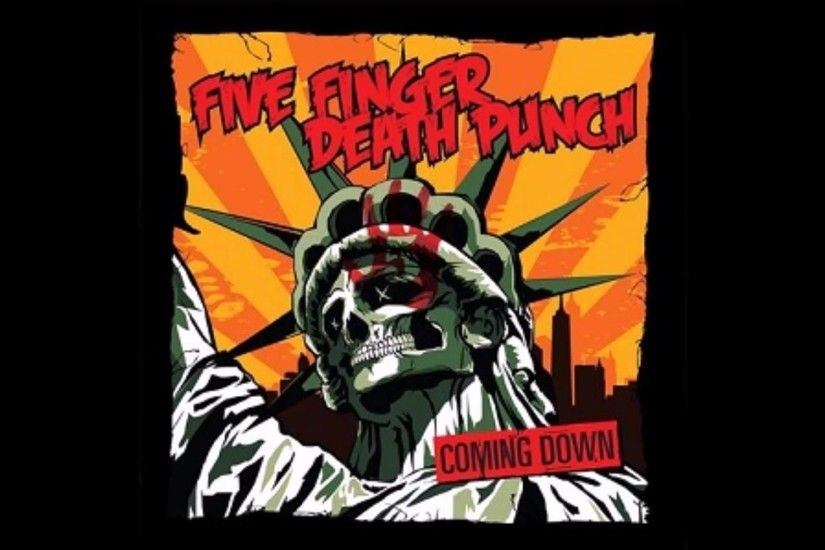 Coming Down by Five Finger Death Punch (Cover)