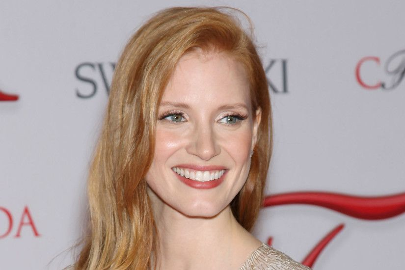 Jessica Chastain HD Wallpaper 1920x1080 Jessica ...