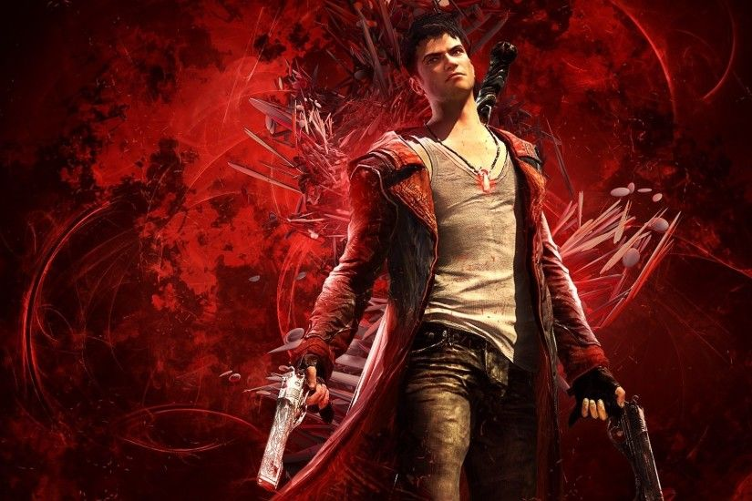 2560x1600 Video Game - Devil May Cry Wallpaper