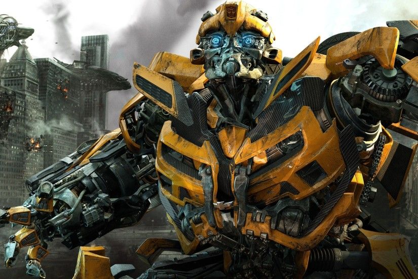 Res: 1920x1200, Download Transformers 2 Bumblebee Wallpaper ...