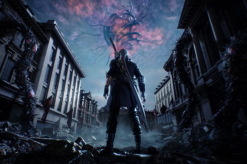 A hell of a ride — Devil May Cry 5 review
