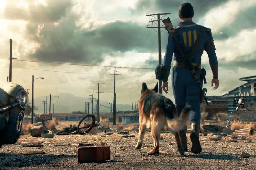 full size fallout 4 concept art wallpaper 1920x1080