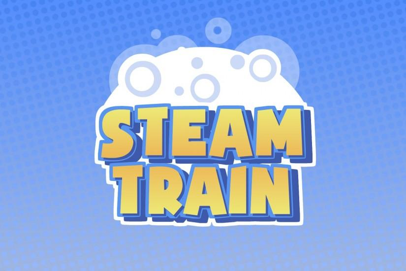 Steam Train No Heads (1920x1080) by Keno9988 · Steam Train Blue Background  by Keno9988 · Game Grump ...