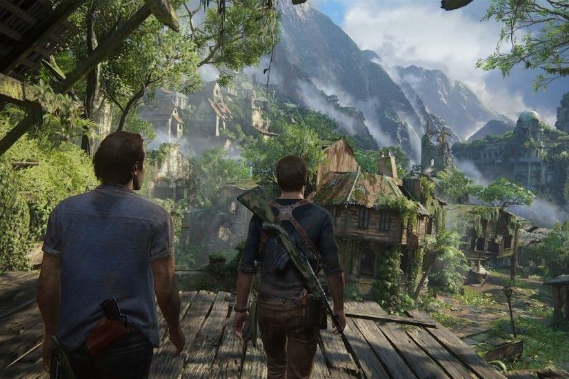 Collection Libertalia Uncharted 4 Wallpaper A Thiefs End