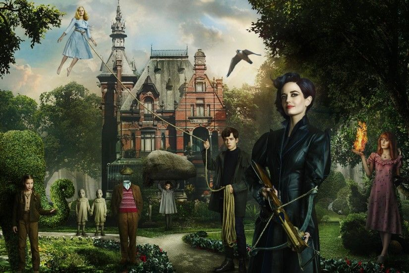 Miss Peregrines Home For Peculiar Children Hd Wallpaper Download