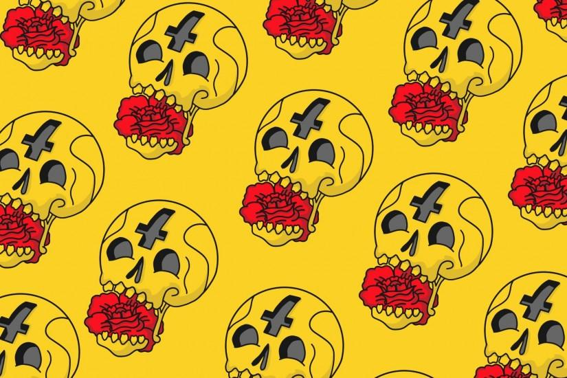 Sugar Skull Wallpaper by AdamTav on DeviantArt