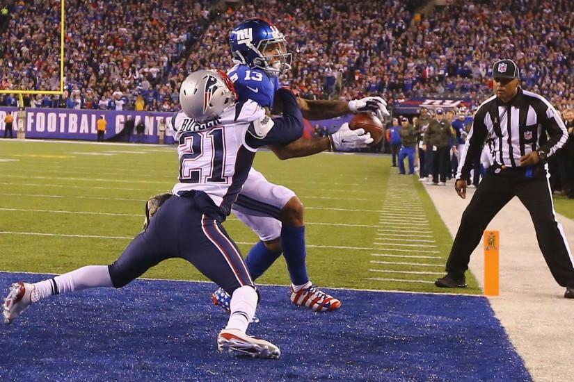 Odell Beckham's catch turned non-catch helps sink Giants as NFL rules  remain unclear | NFL | Sporting News