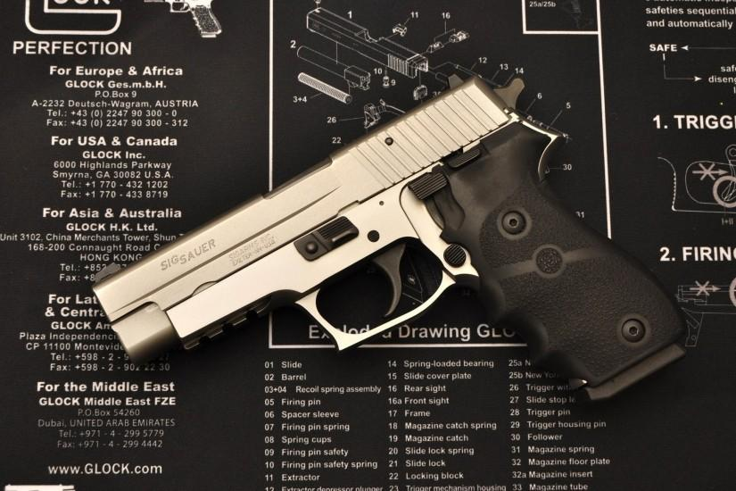 glock glock gun weapon sigsauer circuit assembly disassembly details