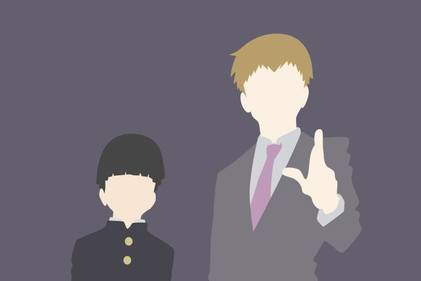 HD Wallpaper | Background ID:726911. 1920x1080 Anime Mob Psycho 100