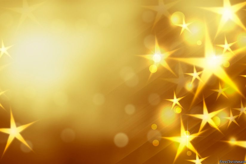 download hd christmas background in golden colour