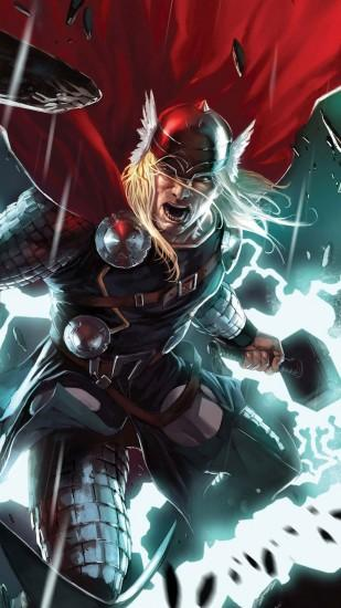 iPhone 6 · iPhone 6 PLUS · iPhone SE · Thor Wallpaper iPhone 6
