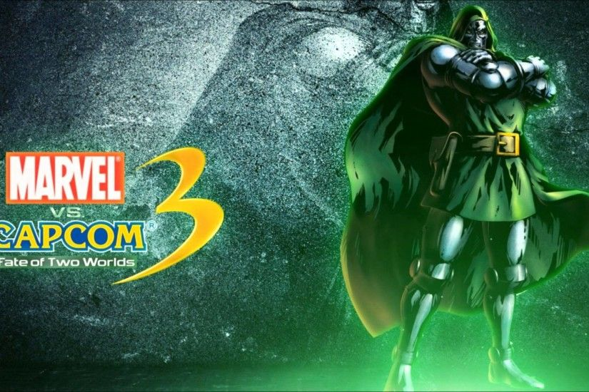 Marvel VS Capcom 3: Fate of Two Worlds-Dr.Doom's Theme-Extended HD - YouTube