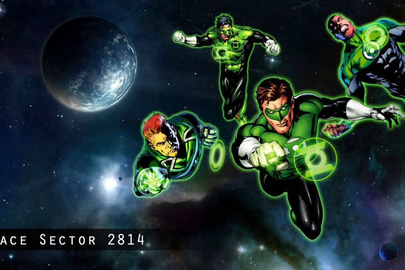 ... Lantern Corps Wallpaper 66 images 1920x1080 green ...