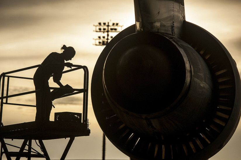 Engine Mechanic Jet Engine military wallpaper | 1920x1200 | 125417 |  WallpaperUP
