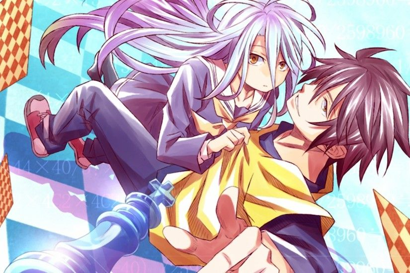 No Game, No Life Wallpapers