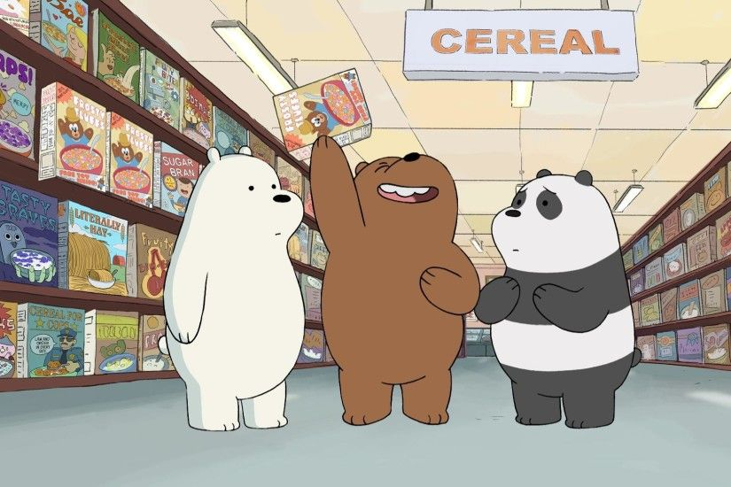 'We Bare Bears': Watch Charlyne Yi and Demetri Martin's Sweet Duet |  IndieWire