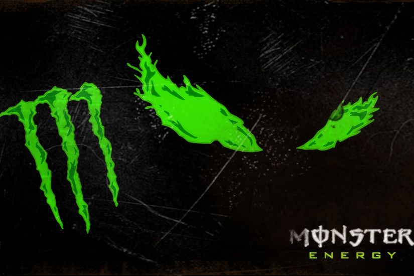 Incoming search terms: new monster wallpaper