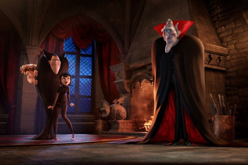 13 HD Hotel Transylvania Movie Wallpapers