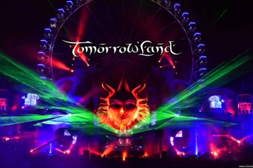 Tomorrowland 2015 Laser Show Hd Wallpaper - WallpaperSafari