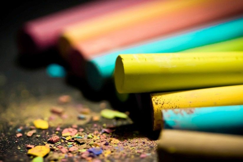 fantastic crayons wallpaper 137