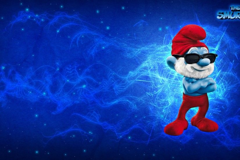 the smurfs wallpaper hd -#main
