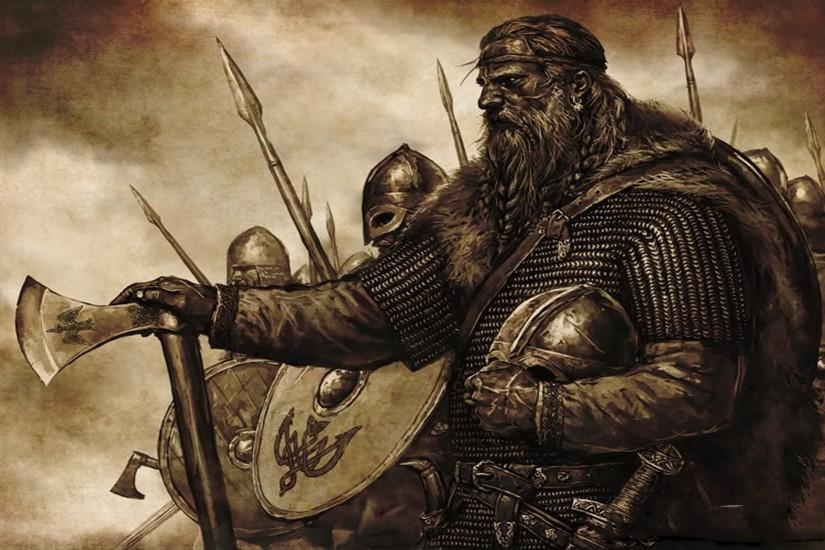 Vikings Artwork Wallpaper 1920x1200 Vikings, Artwork, Medieval
