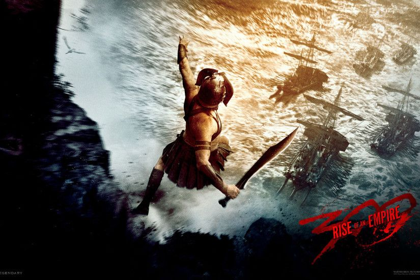 warrior 300 rise of an empire movie 2014