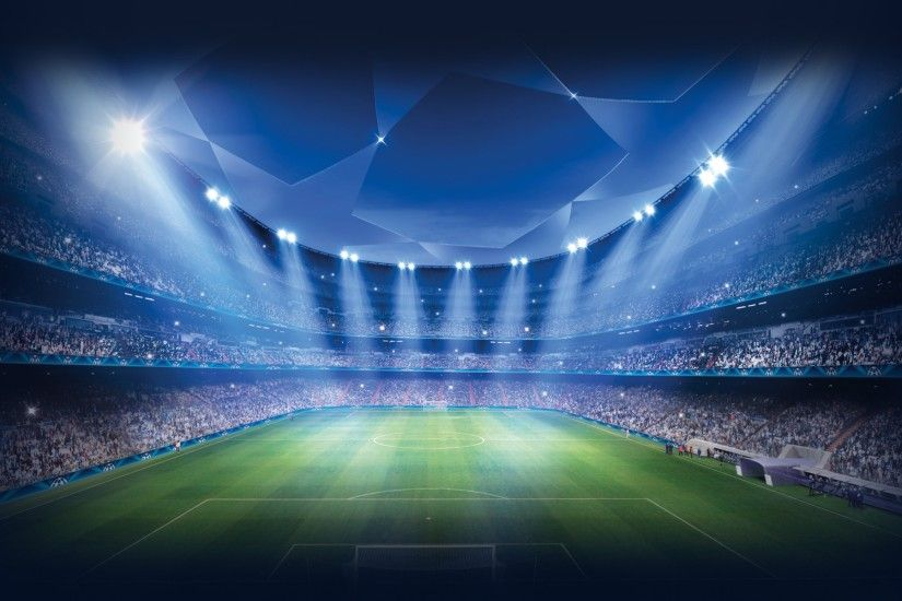 ... UEFA Champions League Stadium Wallpaper ...