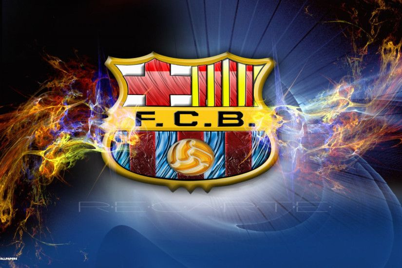 1920x1080 fcb old logo wallpaper