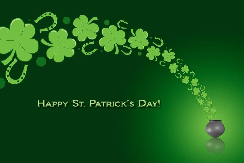 Happy Saint Patrick's Day HD Wallpaper Image