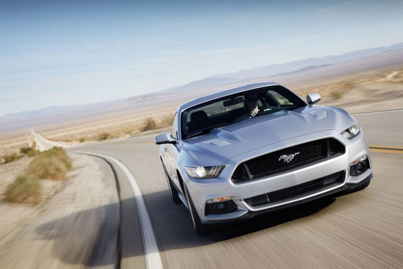 Vehicles - 2015 Ford Mustang GT Wallpaper