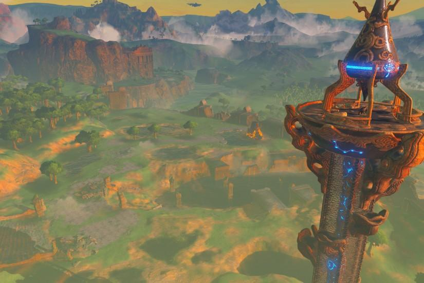 GameStop Suggests Zelda: Breath of the Wild Could Come Out Before April -  GameSpot