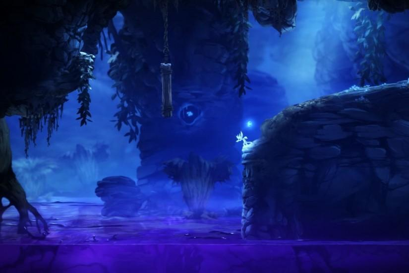 ori and the blind forest wallpaper 1920x1080 retina