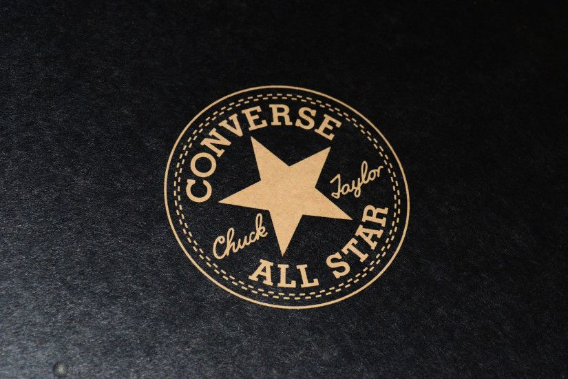 Converse Logo Wallpaper
