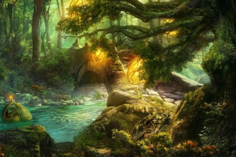 HD Wallpaper | Background ID:447210. 1920x1200 Fantasy Landscape