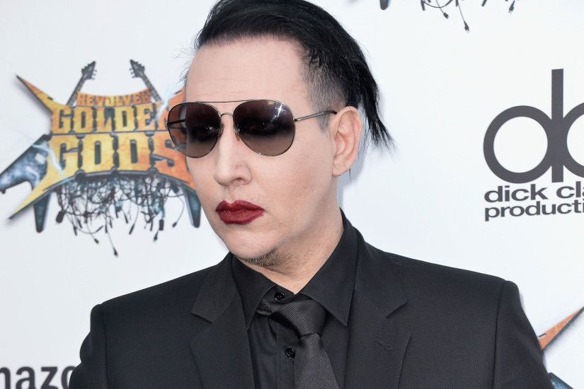Marilyn Manson buries hatchet with Justin Bieber over T-shirt feud | The  Independent