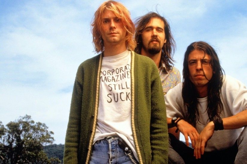 <b>High Quality Nirvana</b> Tee Shirts-Buy Cheap <