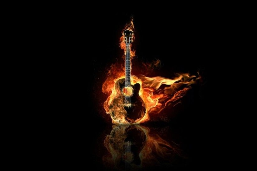 22+ Guitar Wallpapers, Backgrounds, Images, Pictures | Design Trends