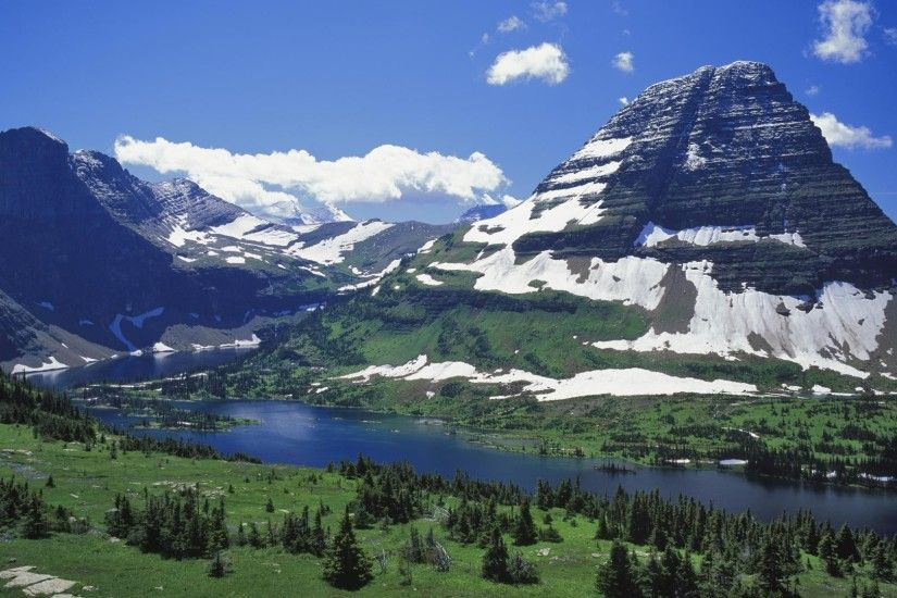 1920x1080 full hd wallpaper free download Glacier National Park