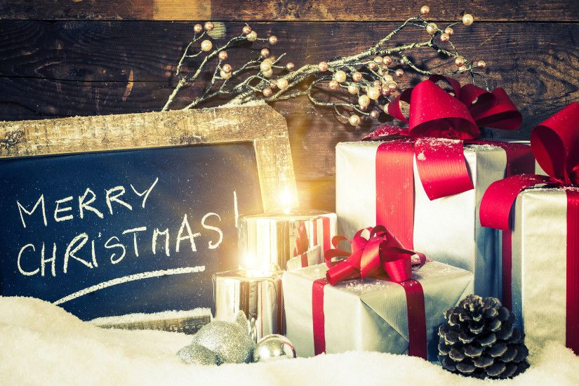 15 Merry Christmas Free Hd Wallpapers
