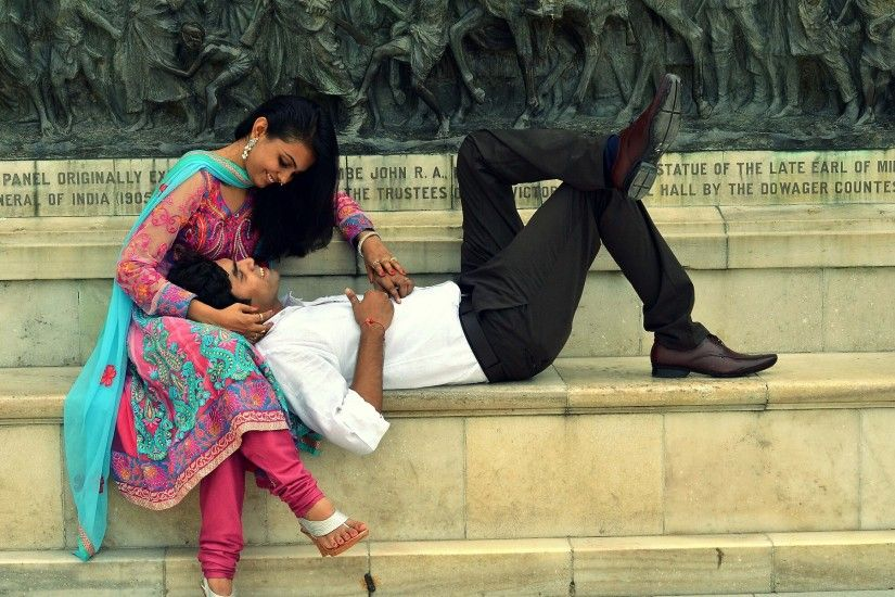 Indian couple lover boy and girl wallpapers