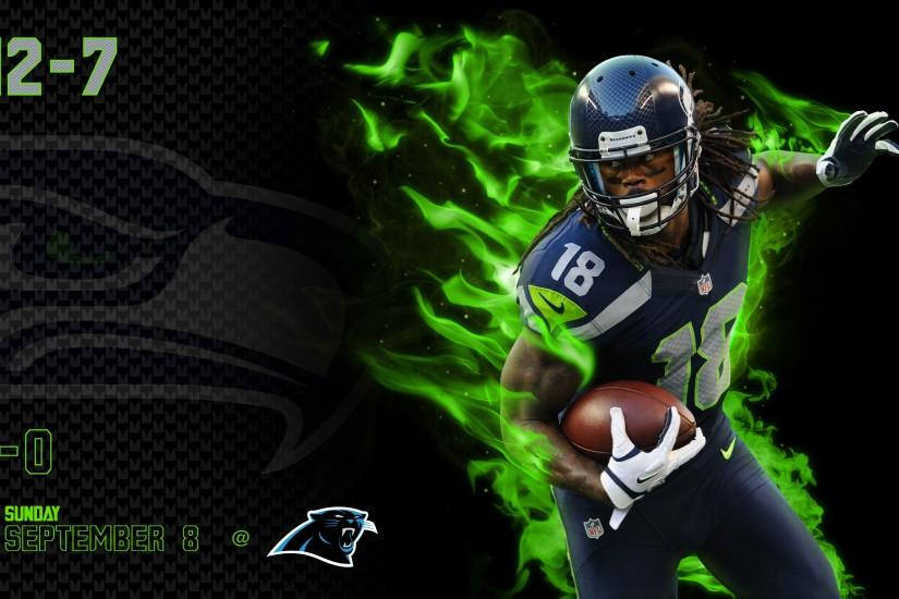 SEATTLE SEAHAWKS football nfl e wallpaper | 2560x1440 | 172648 .