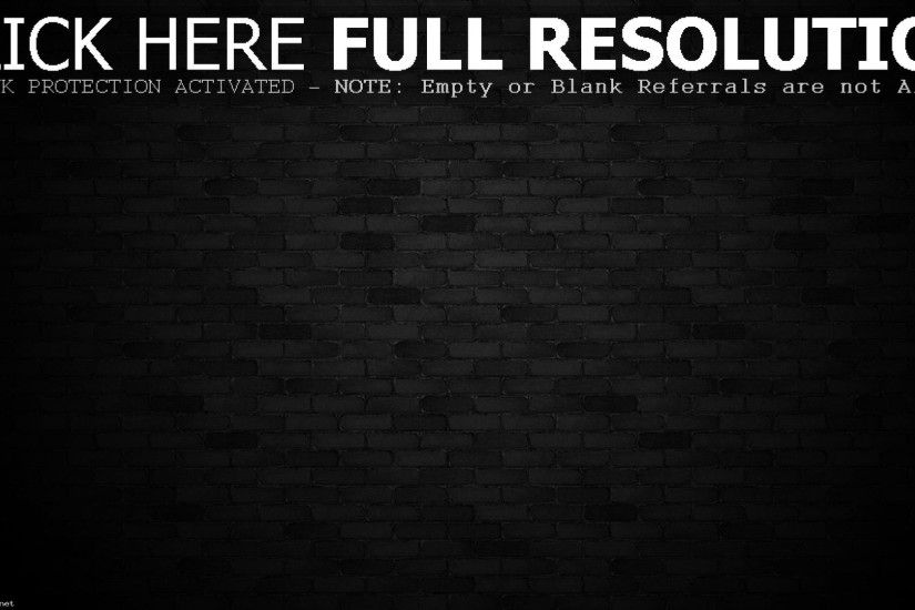 Excellent Black Brick Wall Background Hd Pics Design Ideas ...