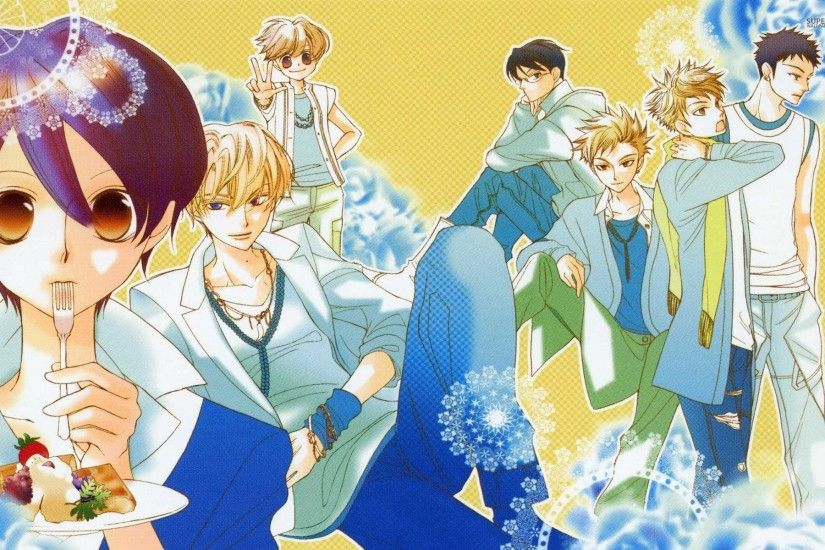 Ouran High School Host Club 792513
