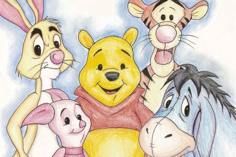 Winnie the Pooh characters represent mental disorders. Tiger has ADHD,  Piglet has anxiety,