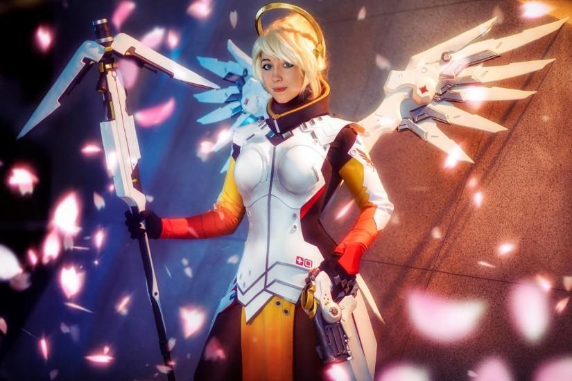 most popular mercy overwatch wallpaper 2048x1284 for xiaomi